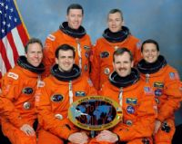 STS-68 Official NASA Crew Portrait